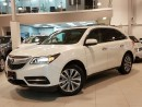 Used 2014 Acura MDX TECHNOLOGY-NAVIGATION-TV/DVD-LOADED for sale in York, ON