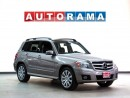 Used 2010 Mercedes-Benz GLK-Class LEATHER SUNROOF 4WD for sale in North York, ON