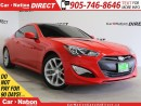 Used 2013 Hyundai Genesis 2.0T Premium| NAVI| SUNROOF| LEATHER| for sale in Burlington, ON
