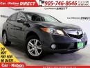 Used 2014 Acura RDX w/Technology Pkg| AWD| NAVI| LEATHER| SUNROOF| for sale in Burlington, ON
