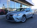 Used 2016 Toyota Camry LE,local,zero claim for sale in Surrey, BC