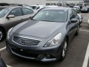 Used 2012 Infiniti G37 X Sedan AWD Luxury for sale in Mississauga, ON