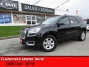 Used 2014 GMC Acadia SLE2   HEATED SEATS, PARKING SENSORS, REMOTE START! for sale in St Catharines, ON