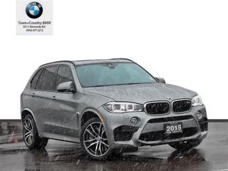 Used 2015 BMW X5 M Premium Package for sale in Markham, ON