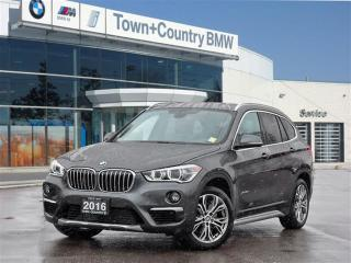 Used 2016 BMW X1 xDrive28i Navigation for sale in Unionville, ON