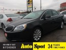 Used 2015 Buick Verano MASSIVE INVENTORY CLEAROUT/PRICED FOR A QUICK SA for sale in Kitchener, ON