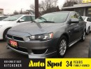 Used 2012 Mitsubishi Lancer SE for sale in Kitchener, ON