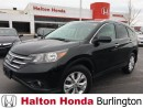 Used 2013 Honda CR-V Touring | 5SP | ALLOYS | LEATHER| KEYLESS ENTRY for sale in Burlington, ON