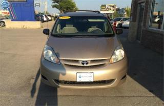 Used 2007 Toyota Sienna LE for sale in Winnipeg, MB