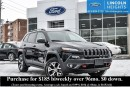 Used 2015 Jeep Cherokee Trailhawk for sale in Ottawa, ON