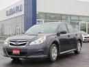 Used 2011 Subaru Legacy 2.5i PACKAGE for sale in Stratford, ON