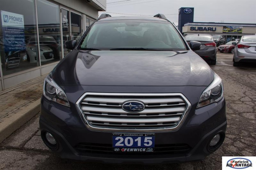 used 2015 subaru outback 3 6r limited w technology at for sale in sarnia ontario. Black Bedroom Furniture Sets. Home Design Ideas