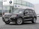 Used 2013 BMW X3 xDrive28i for sale in Oakville, ON