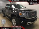 New 2017 GMC Sierra 2500 HD Navigation, Heated & Cooled Leather, Android/Apple Carplay for sale in Lethbridge, AB