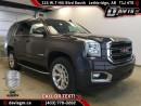 New 2017 GMC Yukon SLT-7 Passenger, Heated & Cooled Front leather Seats, Navigation for sale in Lethbridge, AB