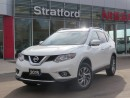 Used 2015 Nissan Rogue SL for sale in Stratford, ON