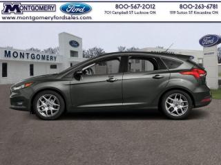 New 2017 Ford Focus SE Hatch  - Bluetooth -  Cruise Control for sale in Kincardine, ON