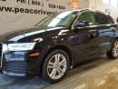 Used 2016 Audi Q3 2.0T quattro Technik for sale in Peace River, AB