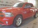 Used 2014 Dodge Ram 1500 Sport for sale in Peace River, AB