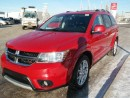 Used 2014 Dodge Journey R/T, AWD, 7 SEATS, NAVI, LEATHER for sale in Edmonton, AB