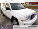 Used 2009 Jeep Patriot NORTH EDITION - 4WD - 2.4L for sale in Woodbridge, ON