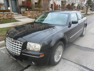 Used 2009 Chrysler 300 LEATHER, SUNROOF, LOW KMS, NO ACCIDENT for sale in Etobicoke, ON