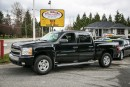 Used 2008 Chevrolet Silverado 1500 LT Crew Cab 4x4, Black, Power Group, Short Box! for sale in Surrey, BC
