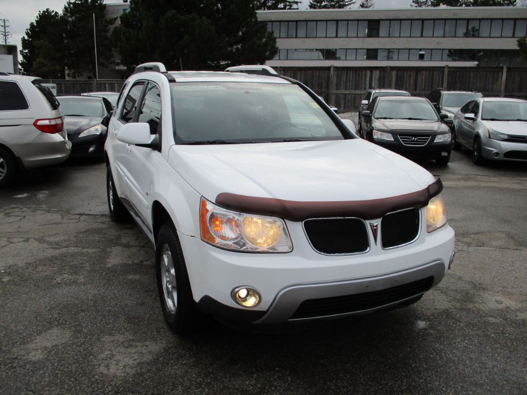 Used 2008 Pontiac Torrent Gt For Sale In Scarborough