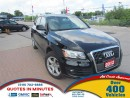 Used 2012 Audi Q5 2.0T Premium | ONE OWNER | LEATHER |HEATED SEATS for sale in London, ON
