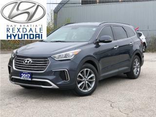 Used 2017 Hyundai Santa Fe XL Premium, LOCAL TRADE IN for sale in Toronto, ON