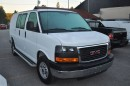Used 2015 GMC Savana 2500 CARGO. CERTIFIED, E-TESTED. for sale in Aurora, ON