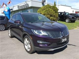 Used 2015 Lincoln MKC Select for sale in Cornwall, ON