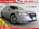 Used 2015 Chrysler 300C Platinum| NAVI| LEATHER| PANO ROOF| for sale in Burlington, ON
