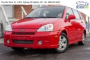 Used 2003 Suzuki Aerio S PKG! ACCIDENT FREE! LOW KM! for sale in Caledon, ON