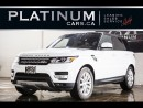 Used 2016 Land Rover Range Rover Sport HSE Td6 Diesel 4WD, for sale in North York, ON