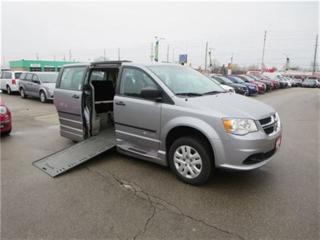 Used 2015 Dodge Grand Caravan Mobility for sale in London, ON