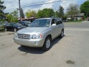 Used 2001 Toyota Highlander BASE for sale in Scarborough, ON