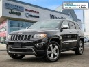 Used 2016 Jeep Grand Cherokee Limited for sale in Markham, ON