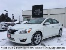 Used 2015 Nissan Altima 2.5 SV | NAVIGATION | LANE DEP. | for sale in Kitchener, ON