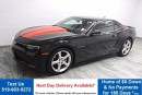 Used 2015 Chevrolet Camaro 2LT RS PKG! 6-SPEED! LEATHER! NAVIGATION! HEADS UP! SUNROOF! 20