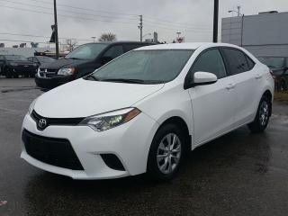 Used 2015 Toyota Corolla CE Sedan 1.8 Litre 4 Cylinder Heated Mirrors for sale in Scarborough, ON