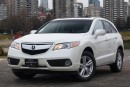 Used 2015 Acura RDX Tech at *Loaded* for sale in Vancouver, BC