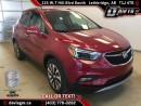New 2017 Buick Encore Essence-Heated Leather Bucket Seats, Remote Start, Rear Vision Camera for sale in Lethbridge, AB