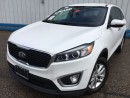 Used 2016 Kia Sorento LX AWD *HEATED SEATS* for sale in Kitchener, ON