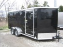 New 2017 US Cargo Utility Trailer Enclosed 7 x 16 + 30