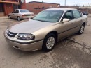 Used 2003 Chevrolet Impala LS for sale in Mississauga, ON