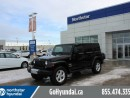 Used 2015 Jeep Wrangler Unlimited Unlimited Sahara Auto for sale in Edmonton, AB
