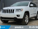 Used 2013 Jeep Grand Cherokee Overland,Nav, Pano Roof, Power Tailgate for sale in Edmonton, AB