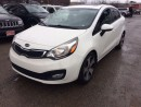 Used 2013 Kia Rio SX LEATHER/BACK UP CAM **FINANCING AVAILABLE** for sale in Brampton, ON