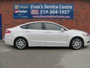 Used 2015 Ford Fusion SE for sale in Hanover, ON